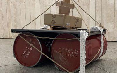 'Corona Kunst' – Expositie bij 'Broedplaats' in Oegstgeest