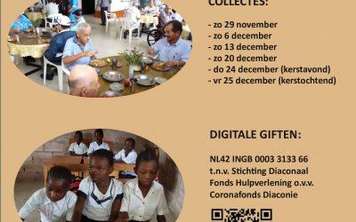 Coronafonds Ekklesia Leiden – extra steun voor onze diaconale partners