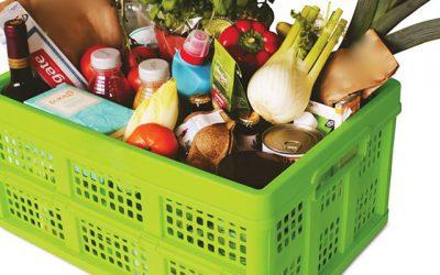 Voedselinzameling voor Voedselbank Leiden